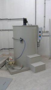 neutralizačné stanica